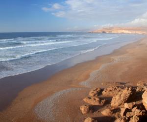 Desert Ocean