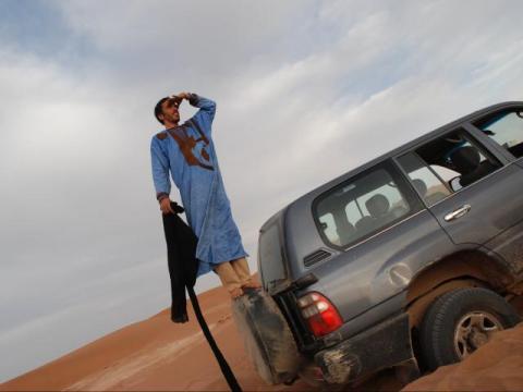 Meet Ali - moroccan tour guide