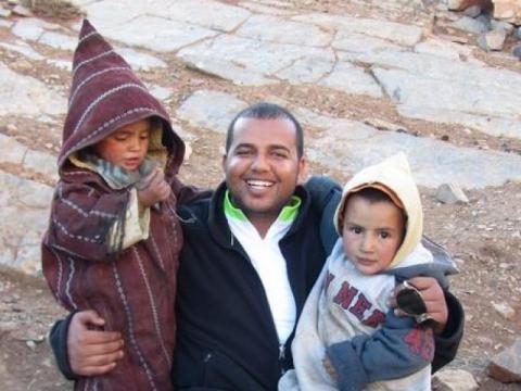 Meet Abdou - moroccan tour guide