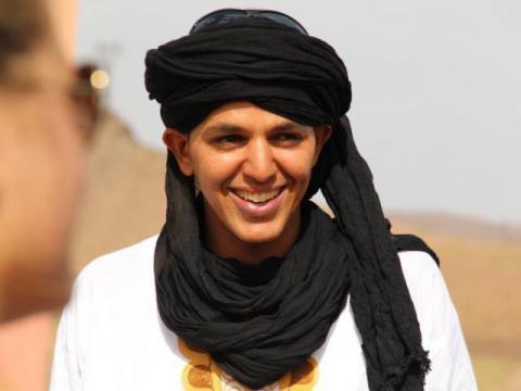 Meet Latif - Moroccan Tour Guide