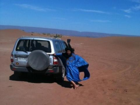 Meet Majid - Moroccan Tour Guide